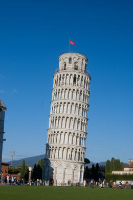 Pisa , Ewelina S - October 2014