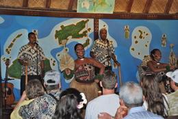 Maori (Aoteroa) cultural dance , Margaret - May 2011