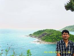 Karon view point - you can see Kata Noi, Kata, and Karon beaches from here, RAGHAVA RAMESH M - October 2009