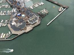 Fisherman's Wharf from above , Catherine R - August 2014