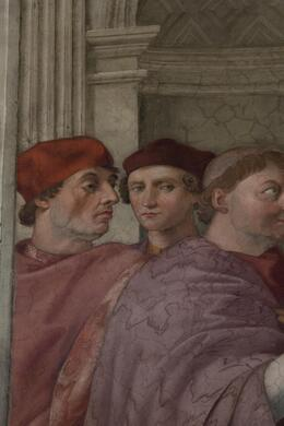 Raphael painted a very similar character with Sylvester Stallone. , Mario N - August 2014