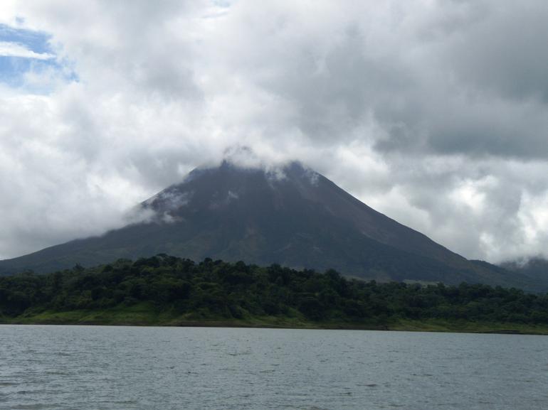Volcano Arenal - San Jose