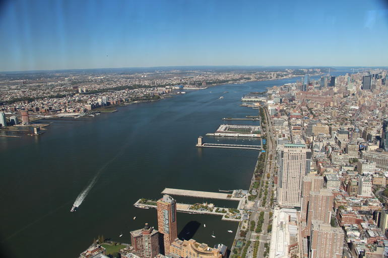 Skip the Line: NYC One World Observatory Ticket