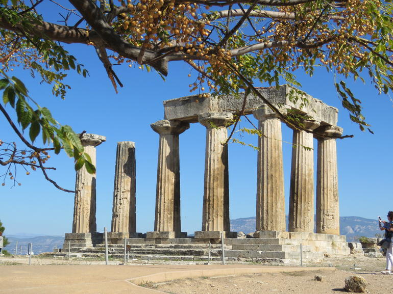 Ancient Corinth and Nafplio Private Day Trip from Athens photo 36