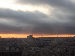 Sunrise in Paris , DrAthena - November 2011