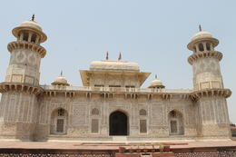 Itmad-Ud-Daulah, also known as the baby Taj - September 2012