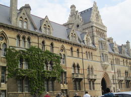 The facade of the college was just awesome! , Shiang Yi N - May 2011