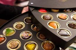 Colorful chocolates, Sherry Ott - September 2012