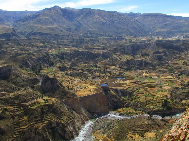 Colca Valley Overnight Tour from Arequipa: Colca Canyon, Vicuna Reserve and Condors - Arequipa