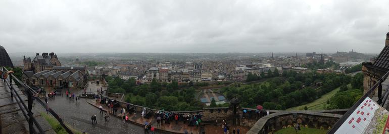 Edinburgh Castle Lookout - London