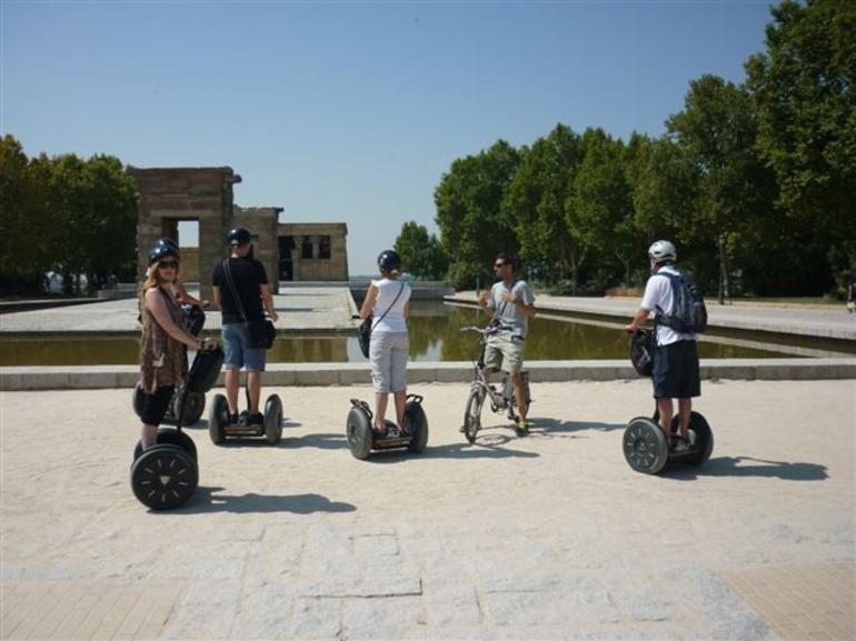 Madrid Segway Tour photo 26