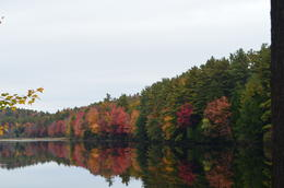 Lake in NH , Soumitra S - October 2013