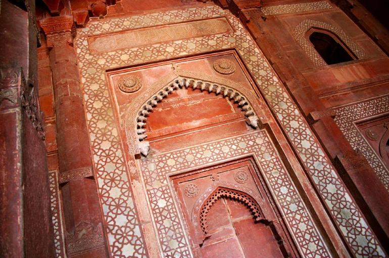 Fatehpur Sikri, Uttar Pradesh, India - New Delhi