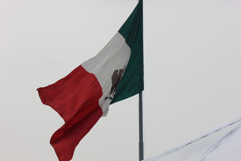 Flag - Mexico City