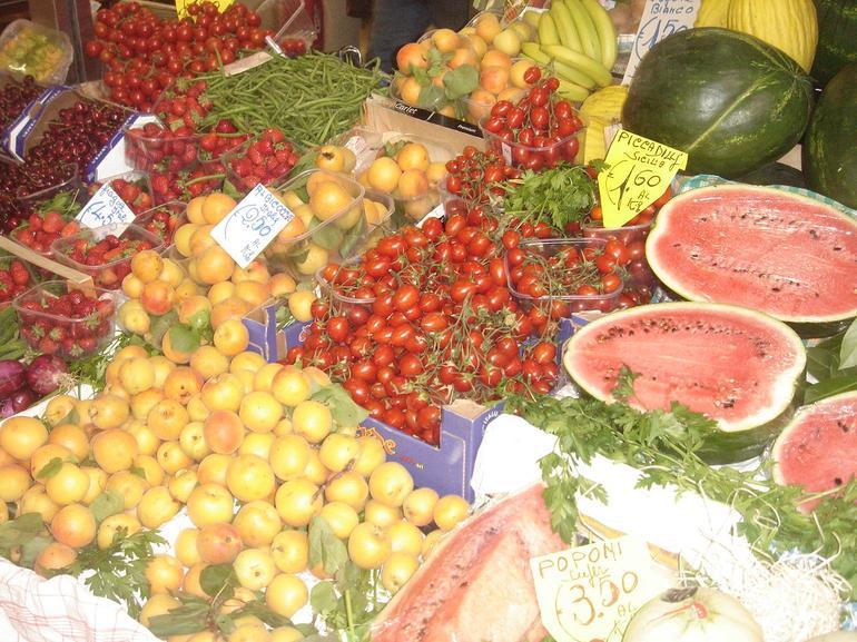 Food market - Florence