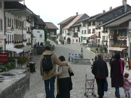 The village of Gruyere., Lina B - November 2007