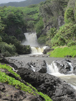 Ohe'o Gulch - Seven Sacred Pools - May 2013