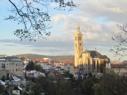 Kutna Hora from the Cathedral. , Chrissy B - November 2012