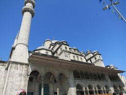 Istanbul's New Mosque, Patricia P - August 2015