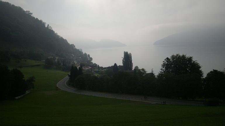 Lake side - Zurich