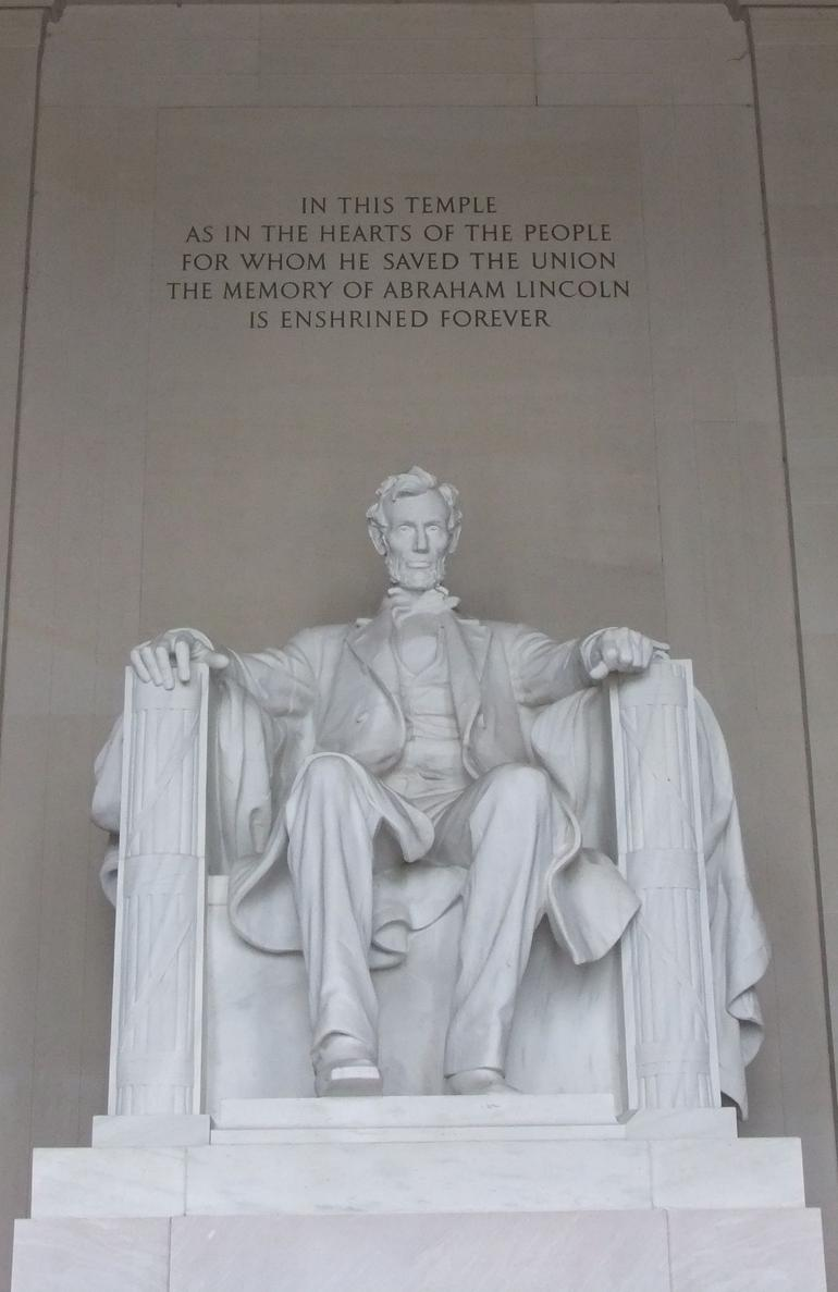 Lincon Memorial - Washington DC