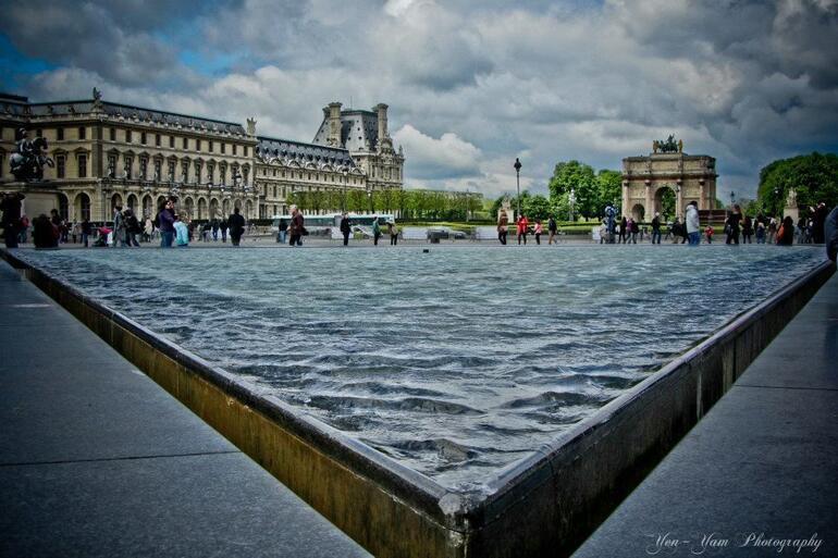 Louvre Museum 1 - Paris