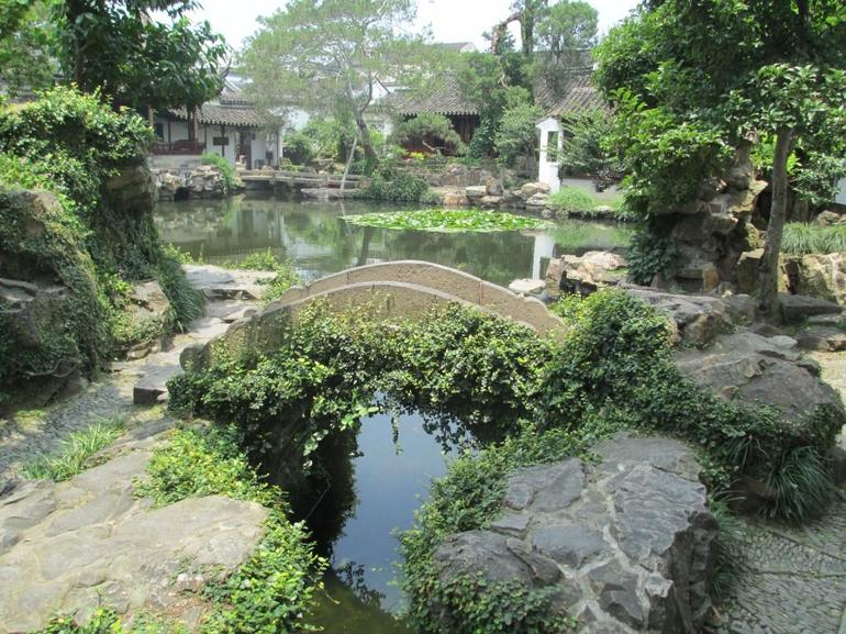 Master of Nets Garden in Suzhou - Shanghai