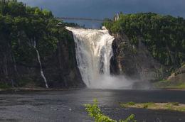 Montmorency Falls , Bob B - July 2016