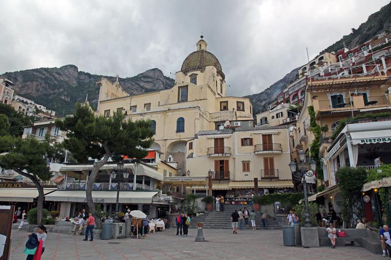 Positano Church - Naples