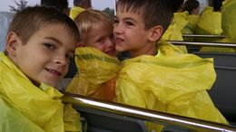 The pouring rain was more of an attraction than the sites of DC , Katherine P - August 2015