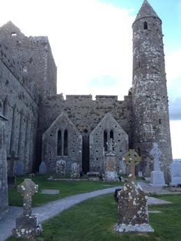 The Rock of Cashel is an impressive structure , Samuel B - September 2013