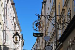 Salzburg old town , Jacqueline L - August 2016