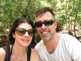 with my darling husband. x , Sarah M - October 2014