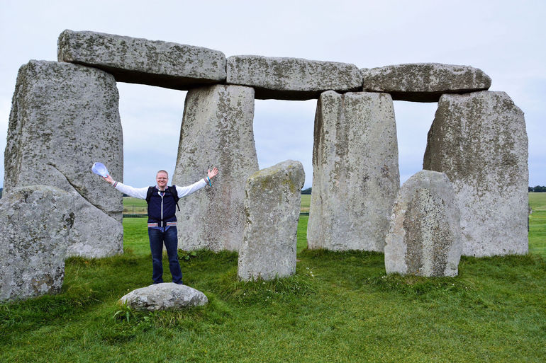 Stonehenge Inner Circle Access Day Trip from London Including Windsor photo 19
