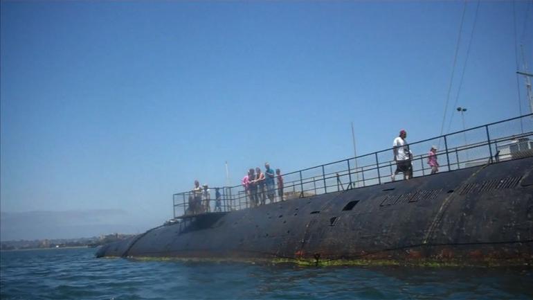 Submarine, San Diego - San Diego