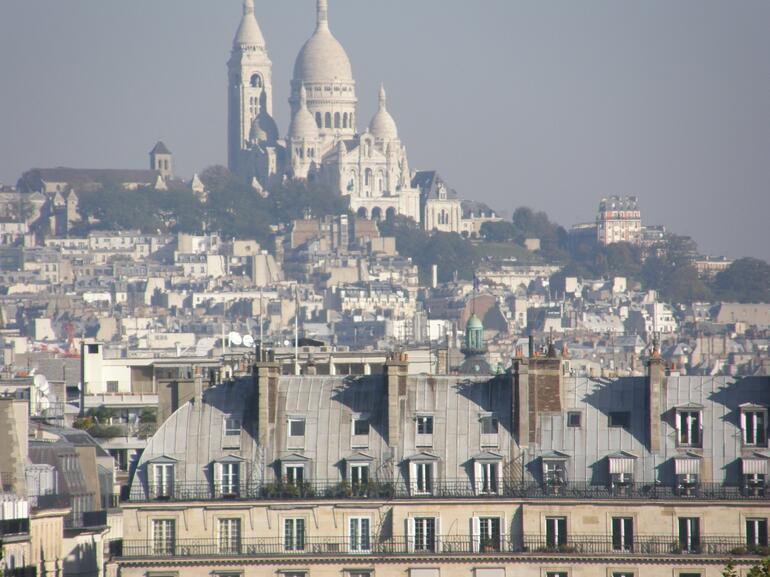 The Basilica of Sacré-Coeur - Paris