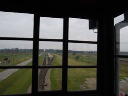 The railhead at Birkenau. , David B - July 2016