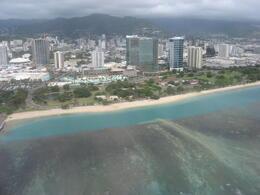 Views of Waikiki., Bandit - February 2011