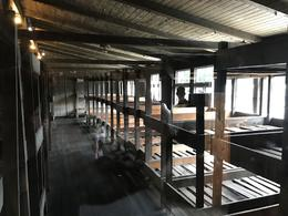 3-level bunk beds with as many as 6 prisoners to a bed , Antonio P - October 2017