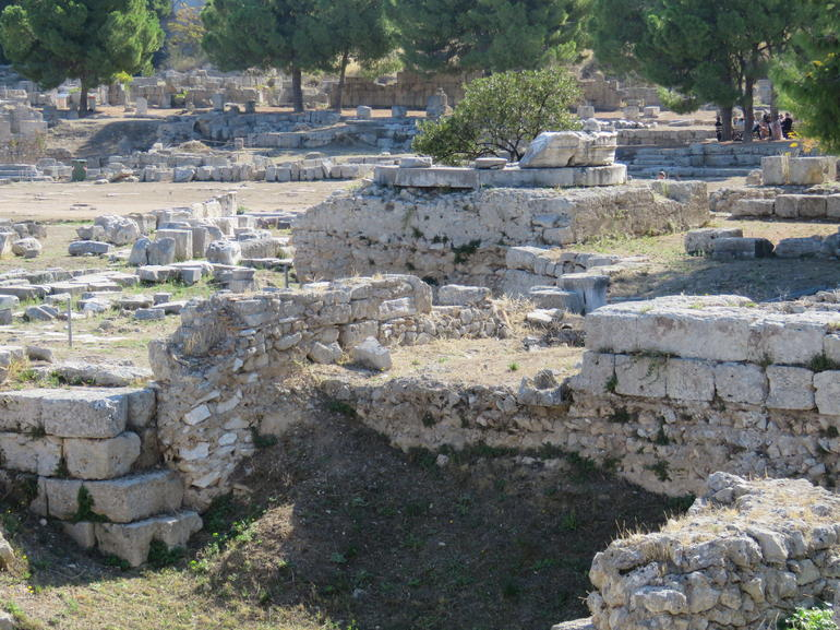 Ancient Corinth and Nafplio Private Day Trip from Athens photo 35