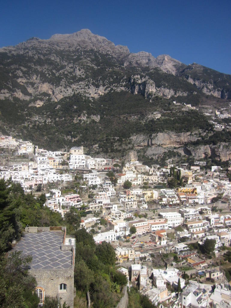 Amalfi Coast Day Tour -