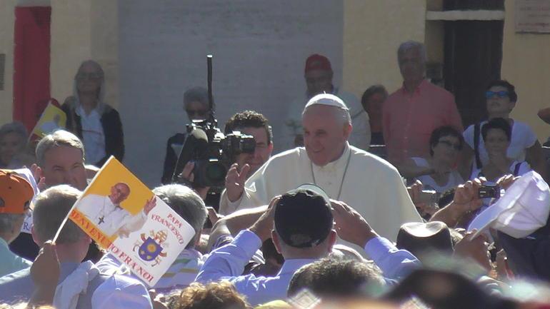 Audiencia General con el Papa el 18 de Septiembre de 2013 - Rome