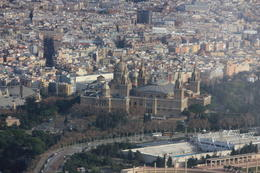 Montjuic Castle, SCV - January 2013