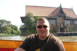 Another happy traveller., Tighthead Prop - September 2010