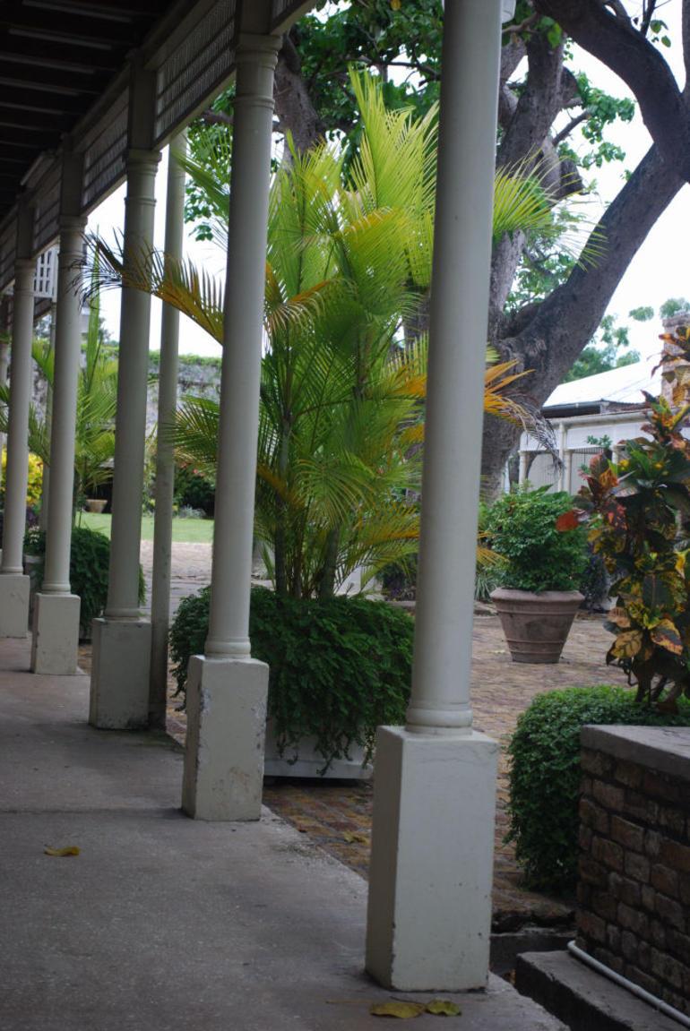 Courtyard - Barbados