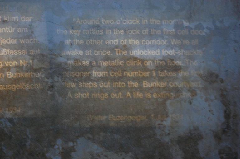 Dachau trip - Munich