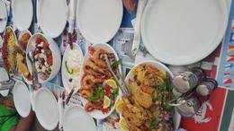 Delicious Lunch , MONICABEN B - September 2016