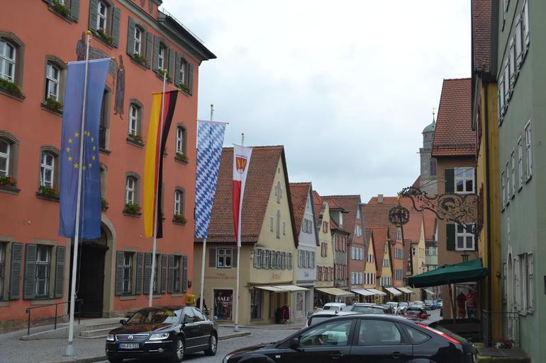 Dinkelsbühl - Munich