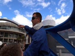 Our tour guide! - February 2012