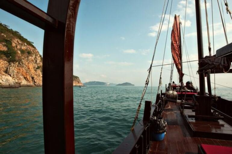 Hong Kong Junkboat - Hong Kong